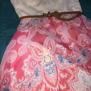 As U Wish Dresses - As U Wish paisley Dress XL